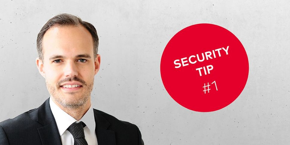 Security Tip - Tip #1