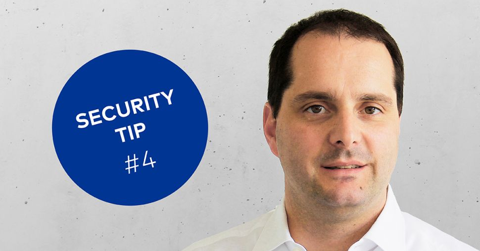 dormakaba Security Tip #4