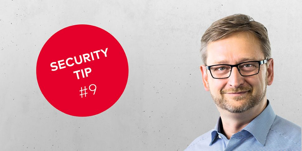 dormakaba Security Tip #9