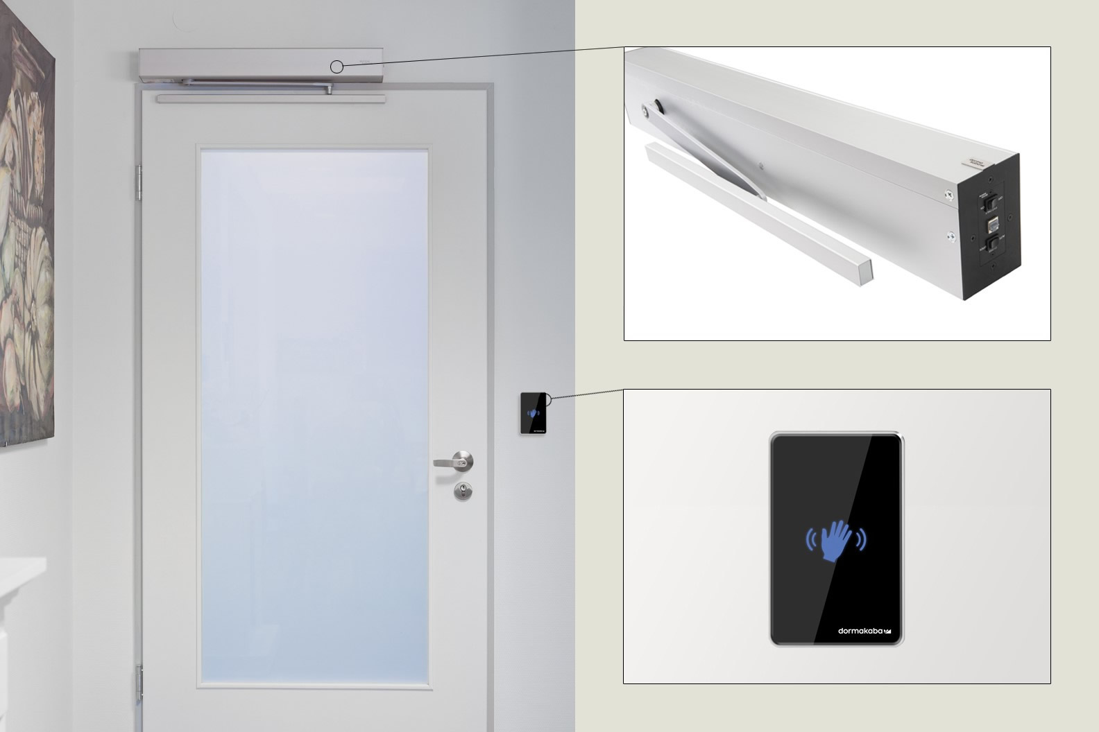 Touchless Access Solutions