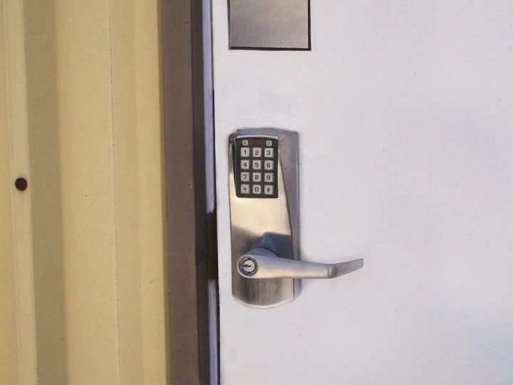 Salem Chapel fire dept. security system
