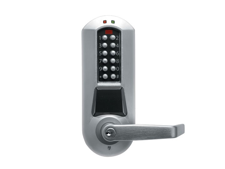 Chrysler door lock