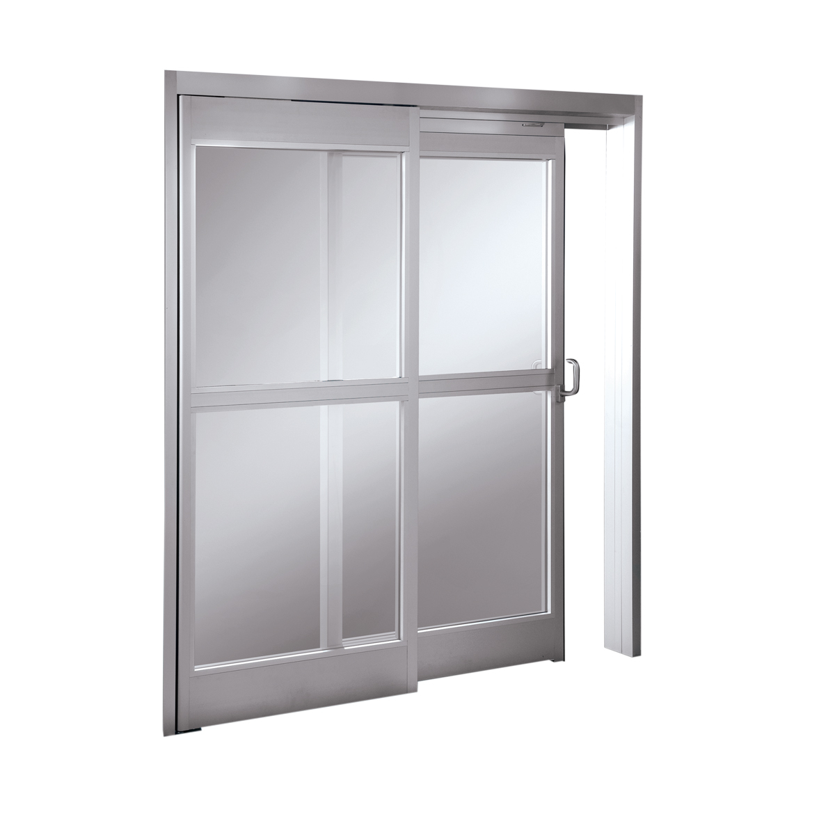 Dorma Icu 300 300t Manual Sliding Door With Breakout