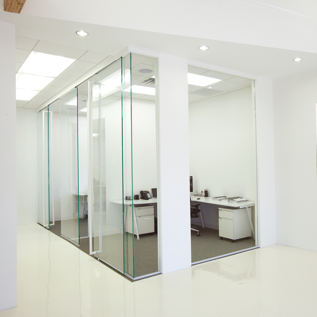 Dormakaba Interior Glass Wall Systems Transparency And