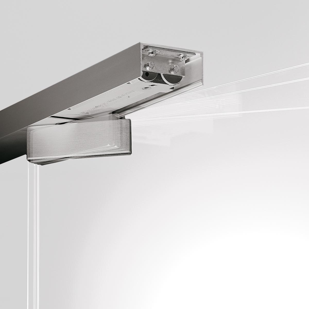 Dorma Rp Pivot Door System With Concealed Transom Door