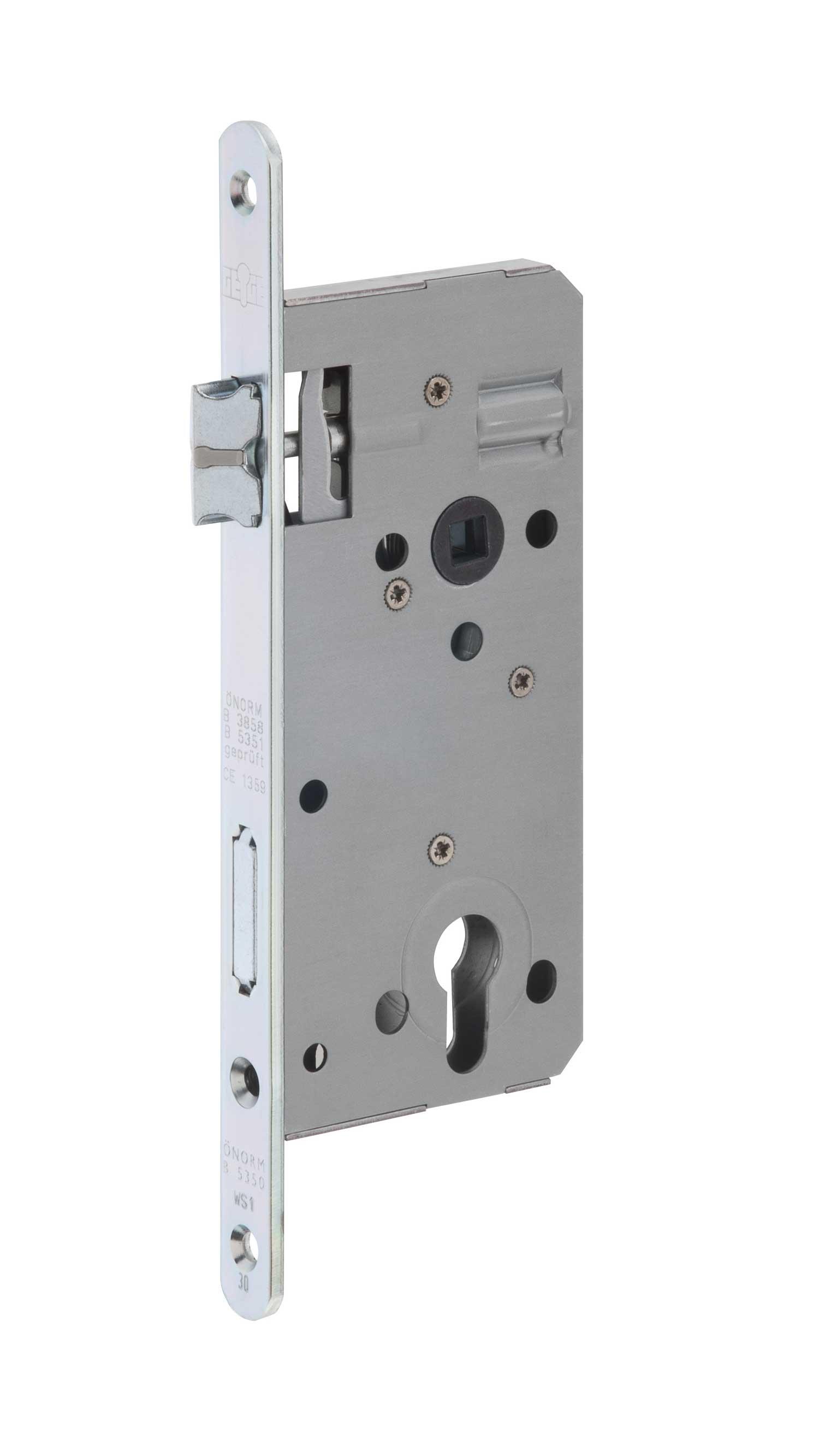 Kaba mortise house door lock series 127 austrian - Standard interior door replacement key ...