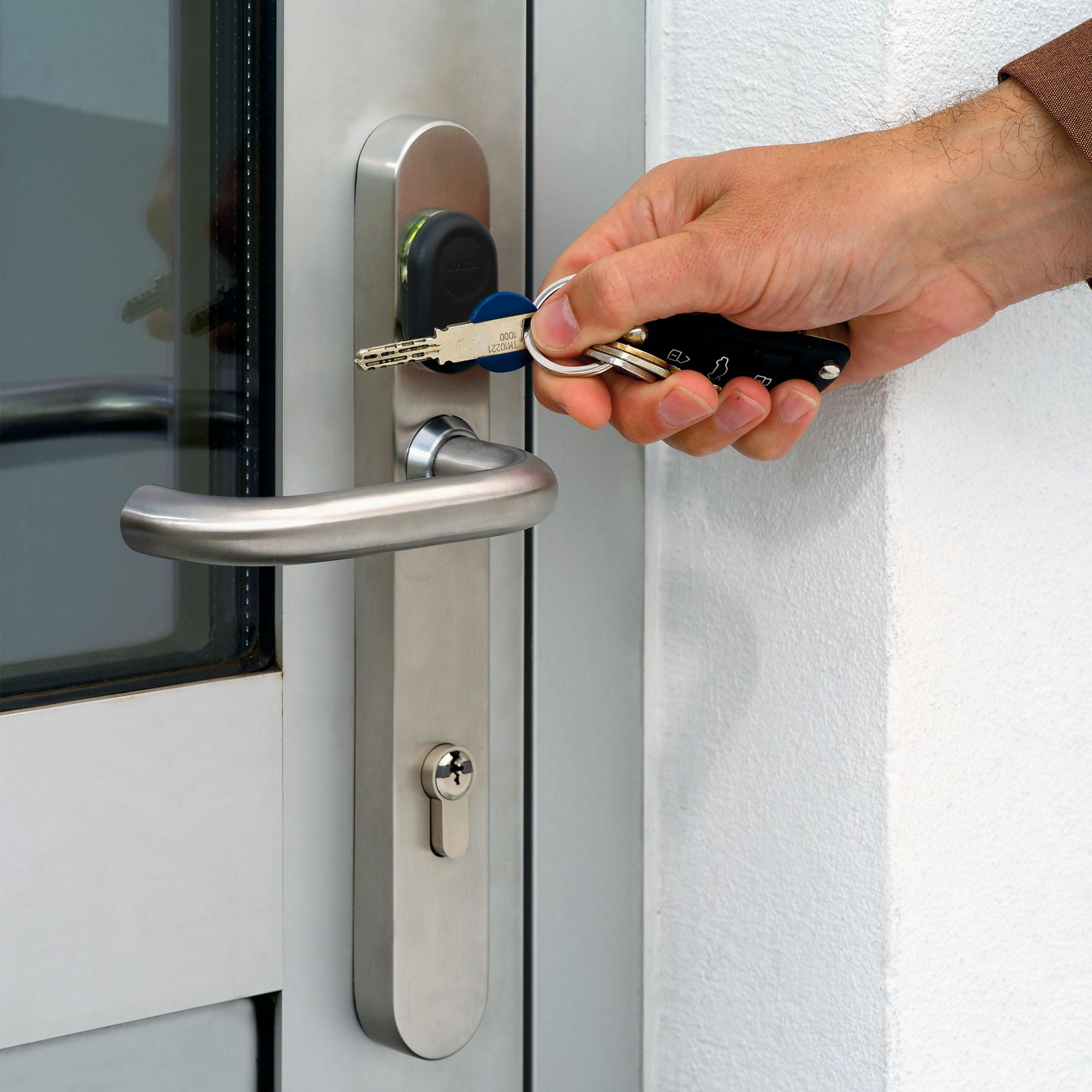 Kaba Electronic Door Locks Amp Readers Kaba C Lever