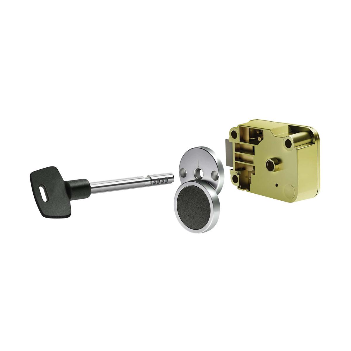 Kaba Mechanical Key Locks - LA GARD 2270