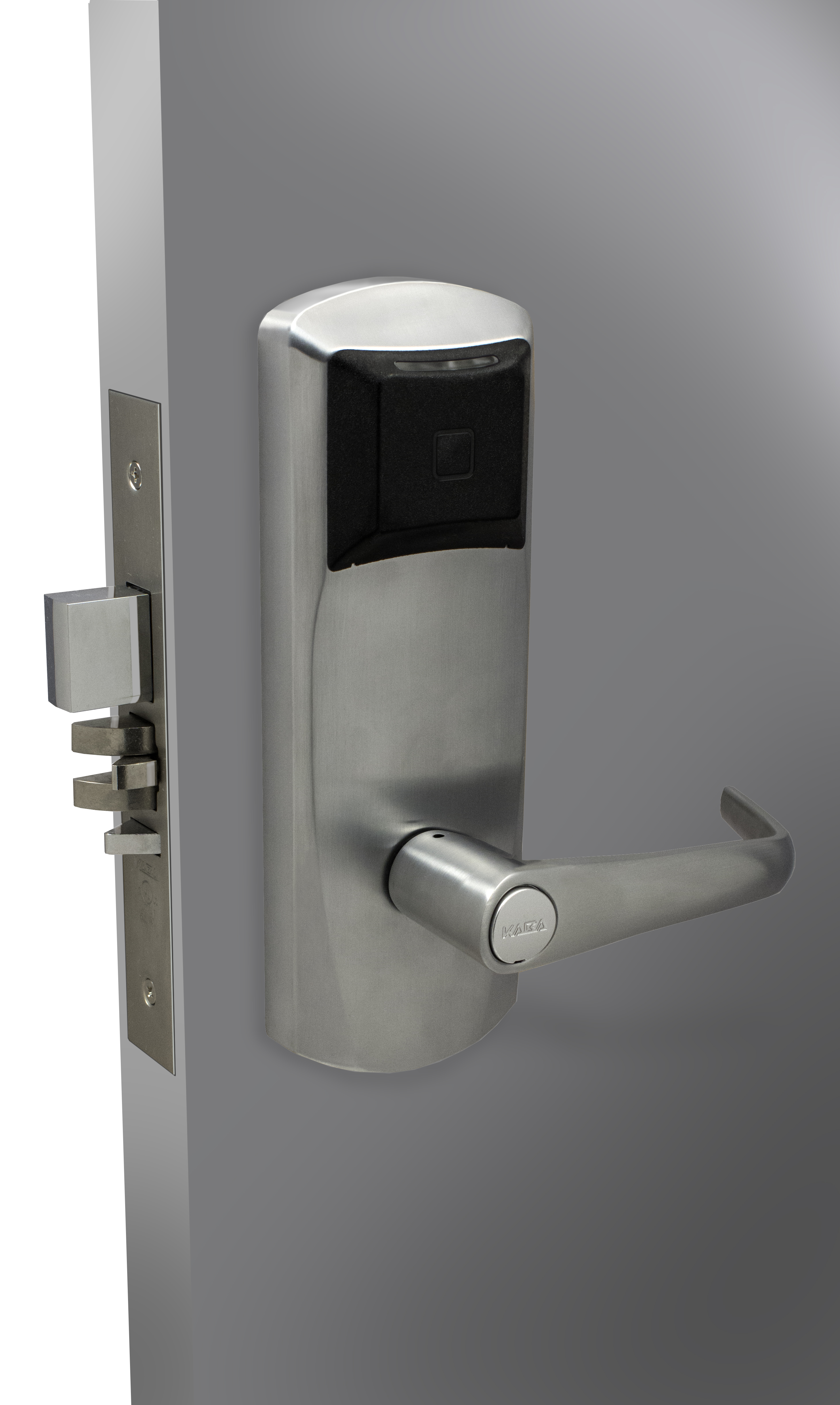 Saflok RT RFID Contactless Lock - Kaba Access & Data Systems