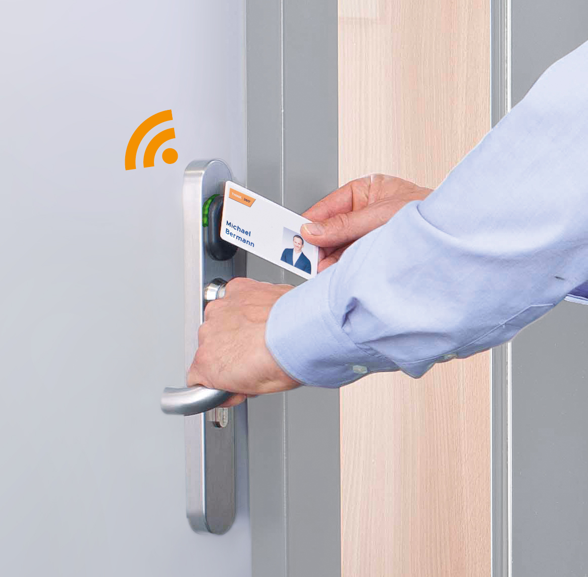 Kaba - Wireless access control