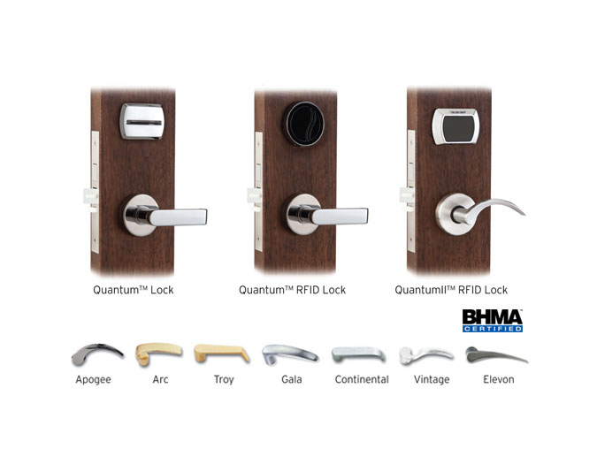 Saflok Quantum Electronic Locks Kaba Access Amp Data Systems