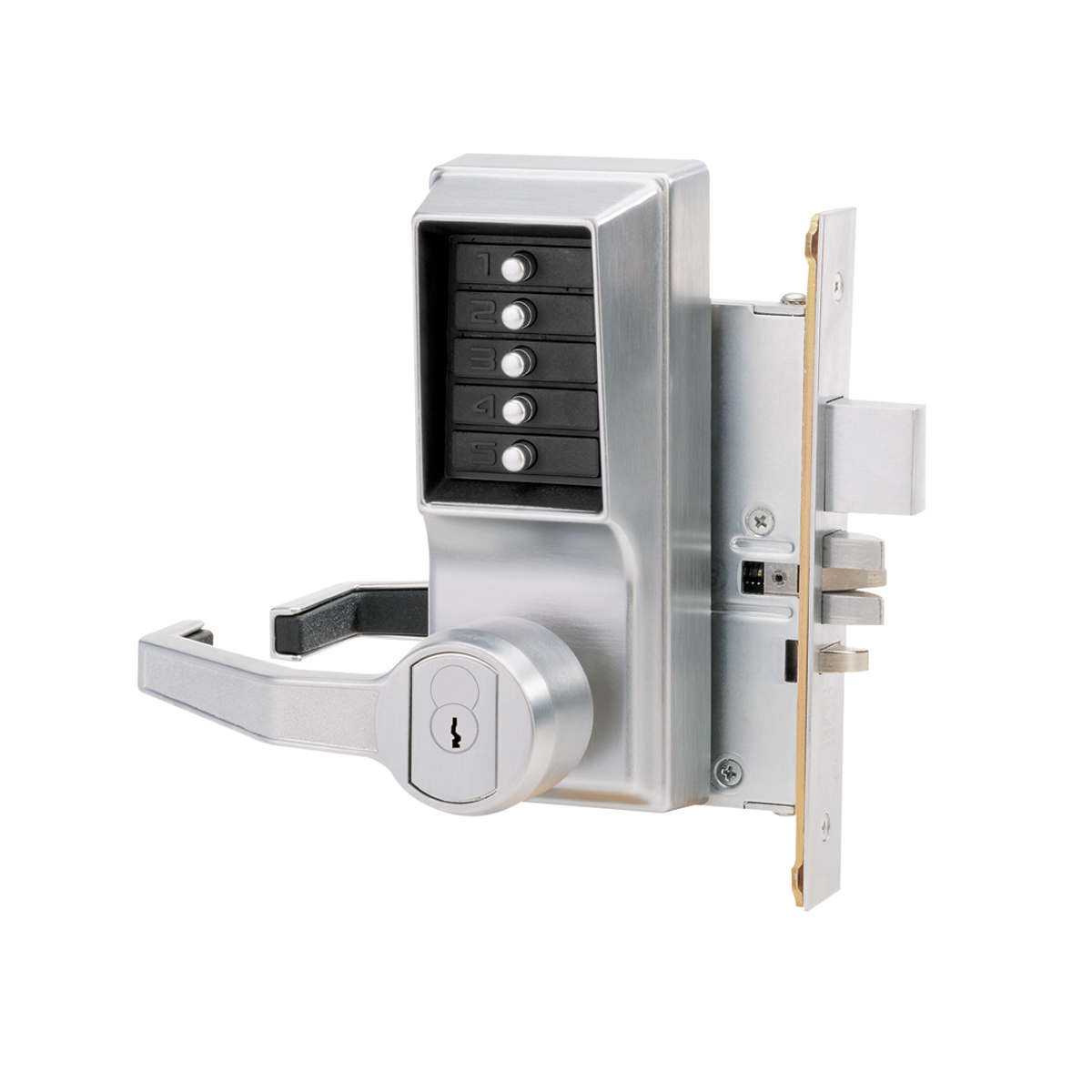 Simplex 8100 Mechanical Lock Kaba Access Amp Data Systems