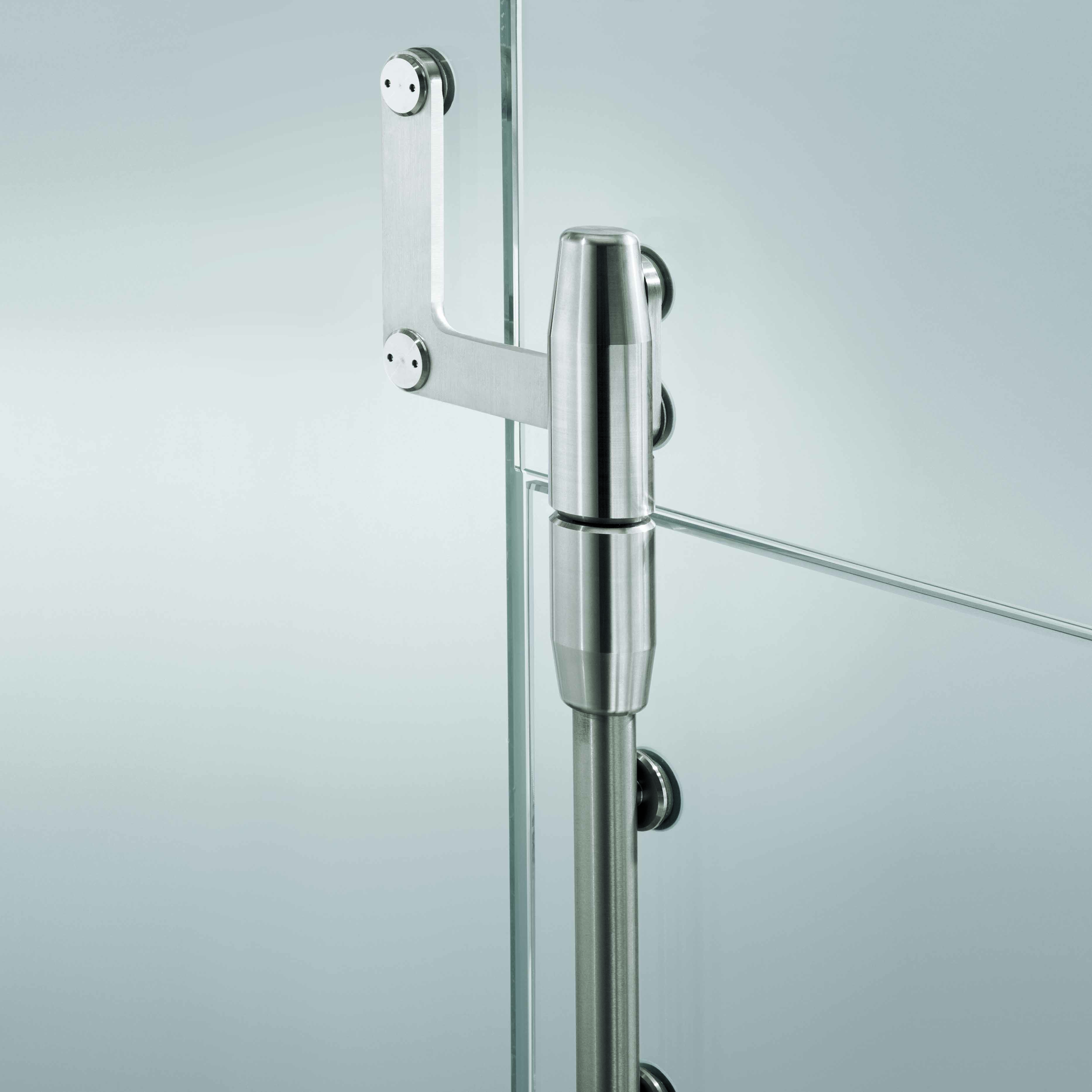 Dorma Manet Compact Concept Stainless Steel Fitting