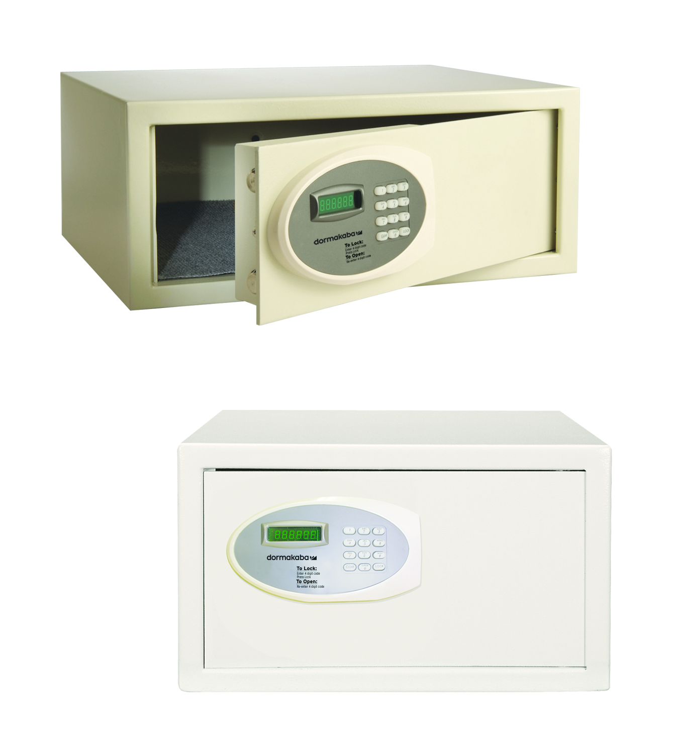 Dormakaba Lodging Systems - In-Room Safes