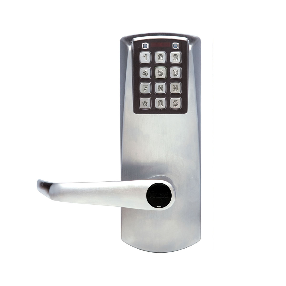 E Plex 2000 Electronic Pushbutton Lock Kaba Access Data Systems Wiring Diagrams By Sargent Locks Powerplex Self Powered