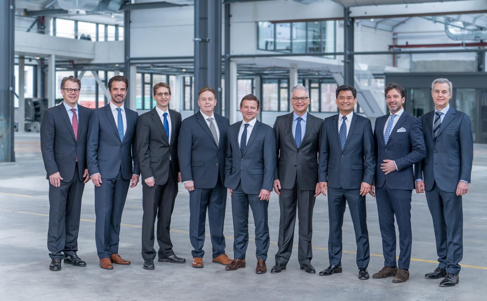Executive Committee dormakaba Group