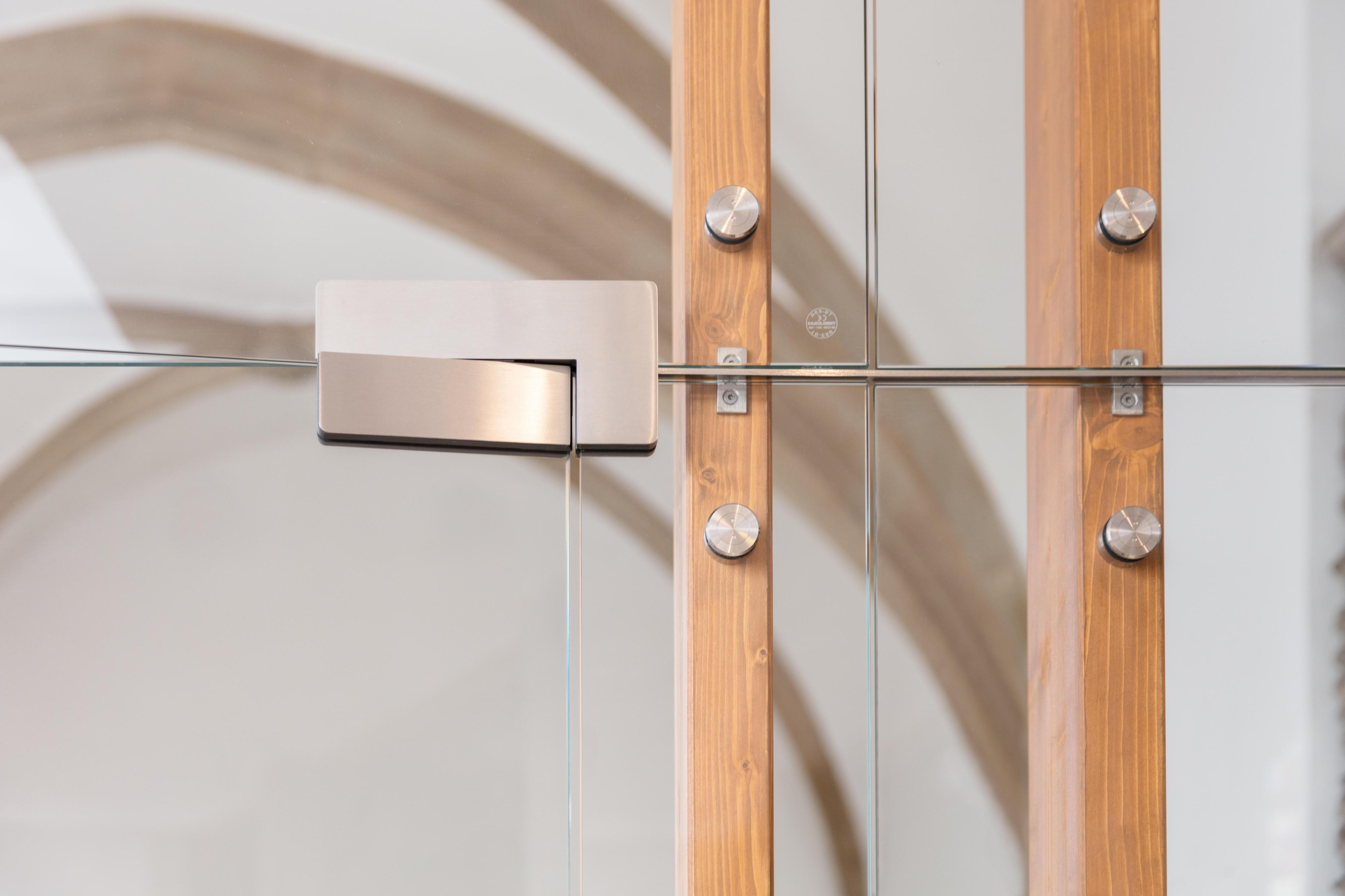 Dorma Arcos Office Glass Door Fittings Heavy Duty Elegance