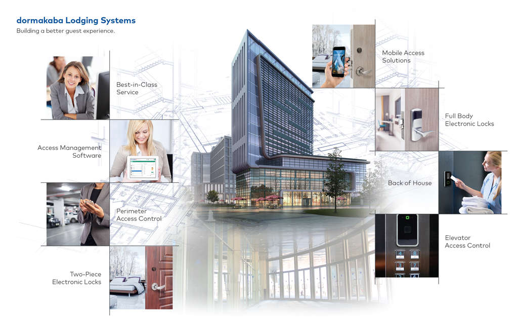 Hospitality Access Solution Suite to HITEC