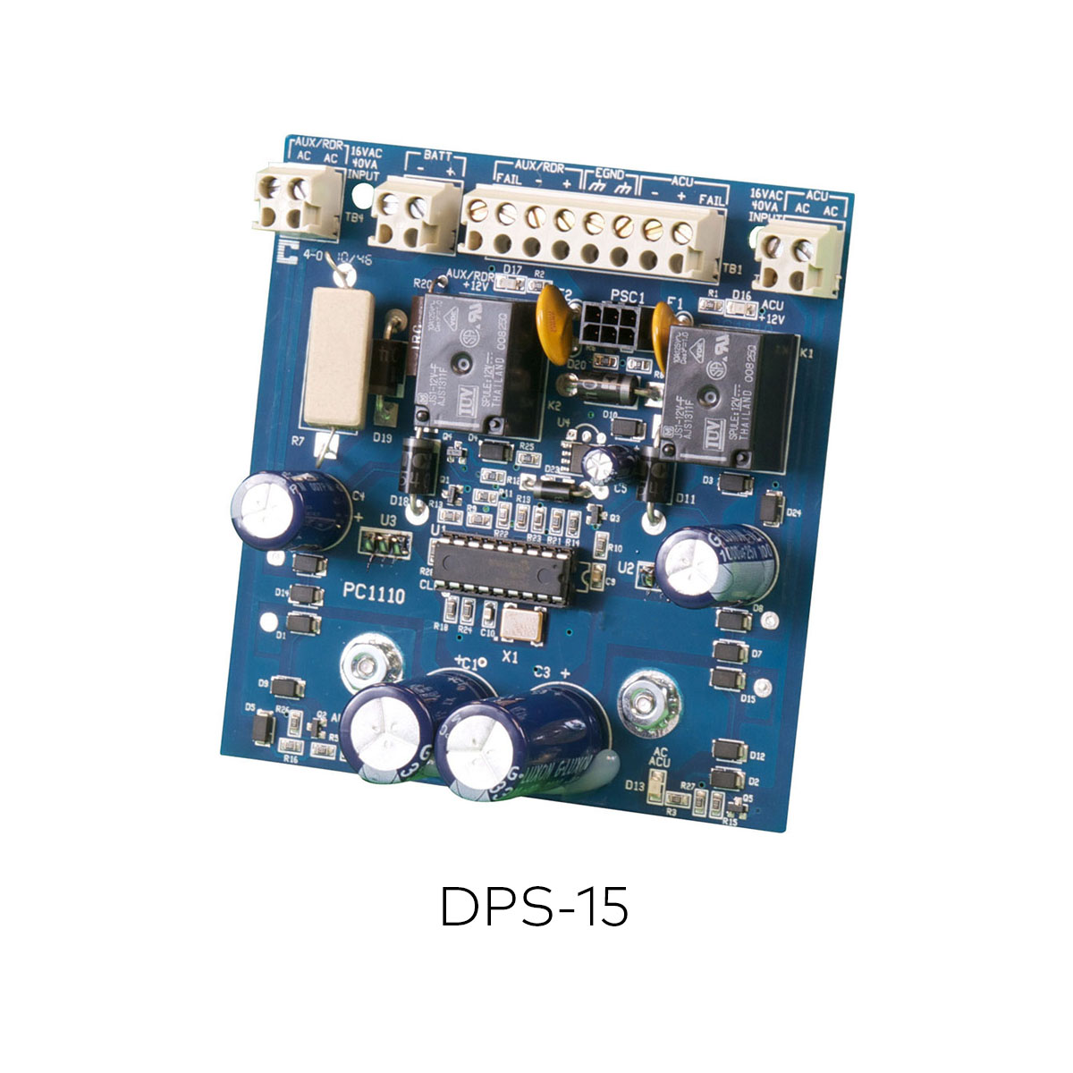 DPS 15 Peripherals Controllers Keyscan EAD