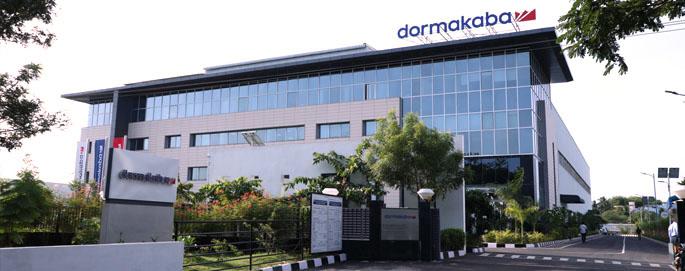 Dormakaba India