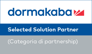 Selected solution partner dormakaba logo