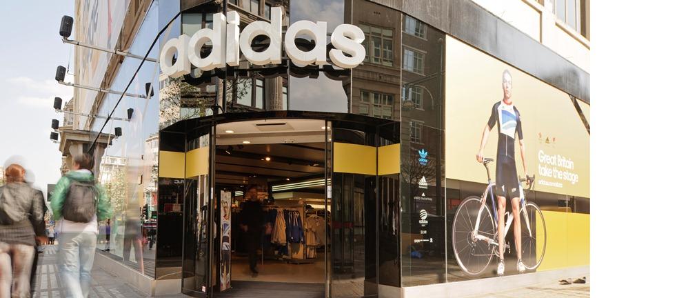 ADIDAS, OXFORD STREET LONDON (GBR)