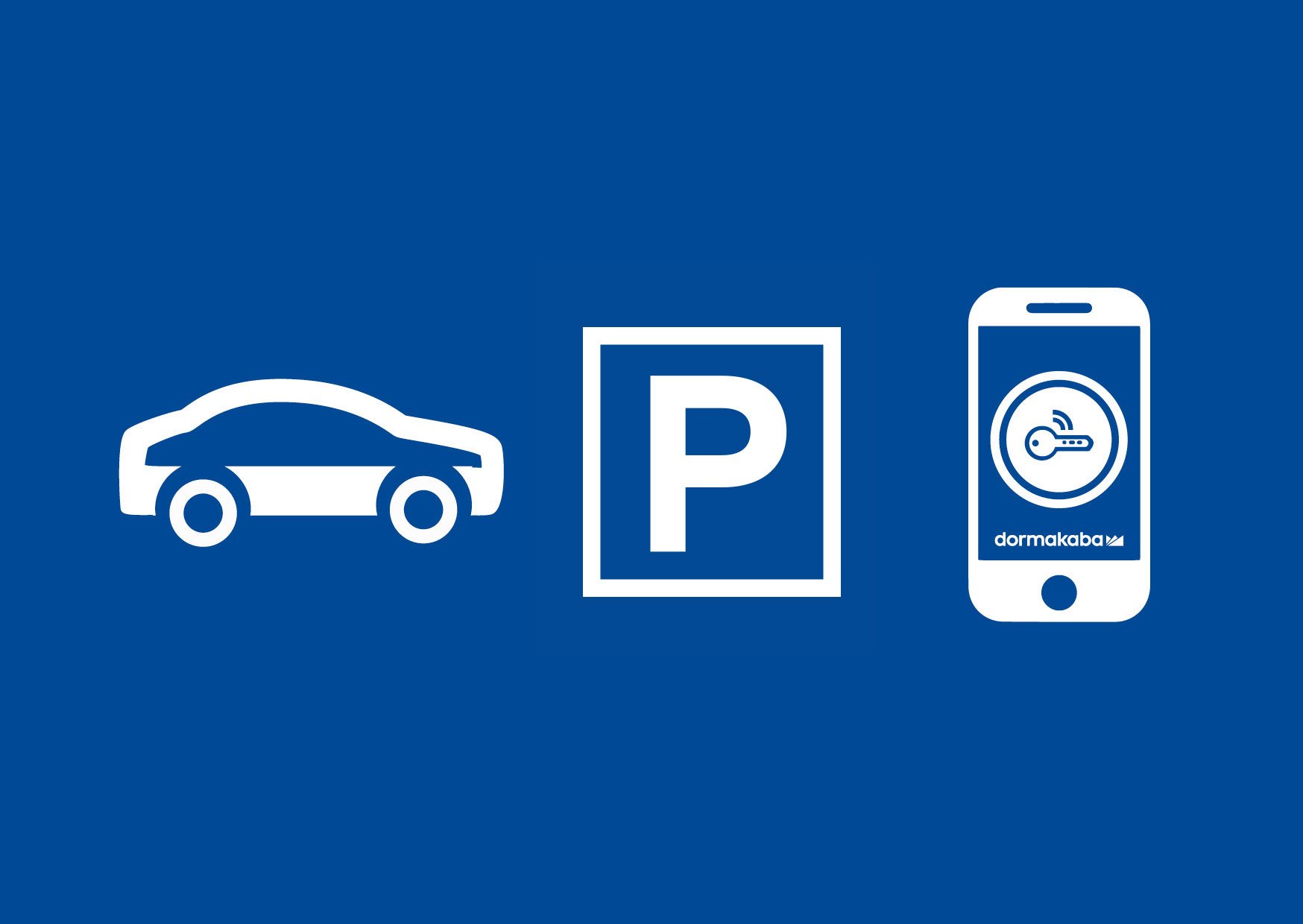 Access rights for car parks