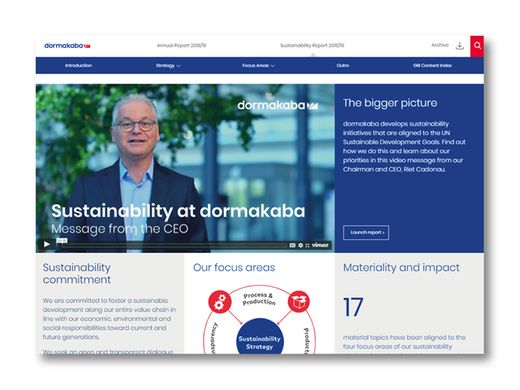 dormakaba Group - Security and access solutions