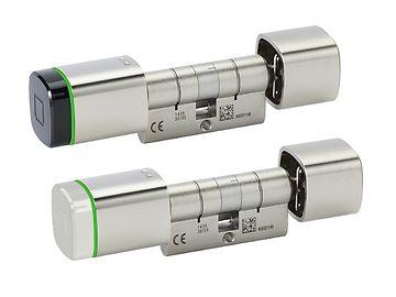 Digital cylinders