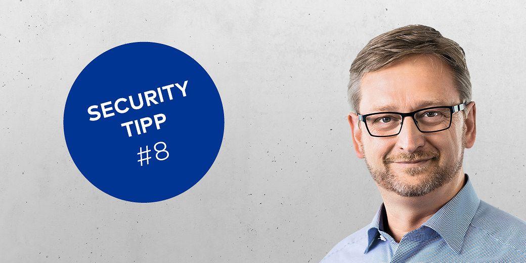 dormakaba Security Tipp #8
