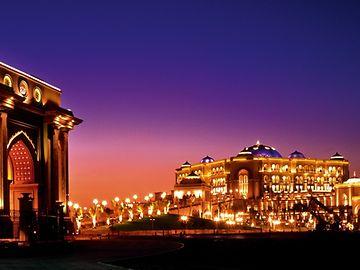 EMIRATES PALACE - ABU DHABI (UAE)
