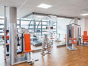Fitnessraum GHZ Offenburg