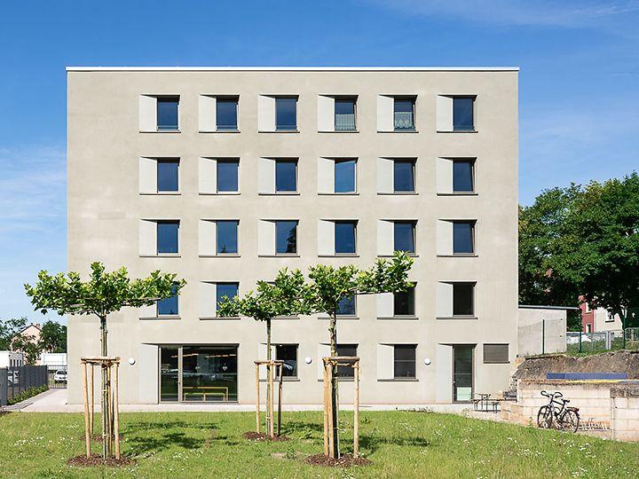 dormakaba Bruder Konrad Haus Saarbrücken