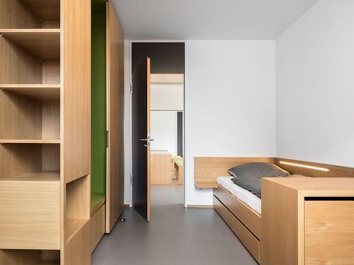 Bruder-Konrad-Haus Zimmer