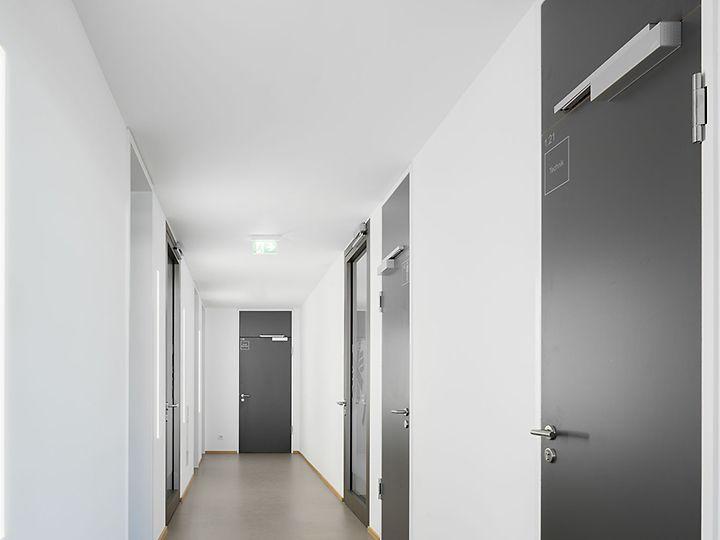 Bruder-Konrad-Haus Gang