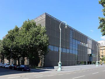 Kunsthalle Mannheim Außenansicht