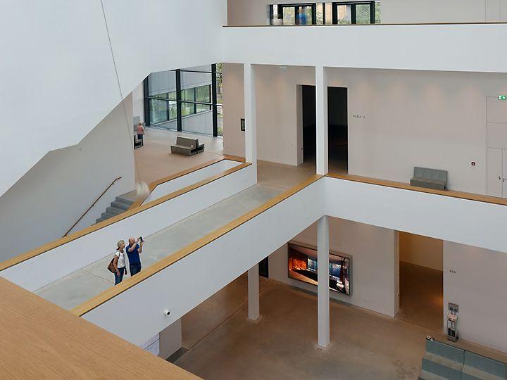 Kunsthalle Mannheim Foyer