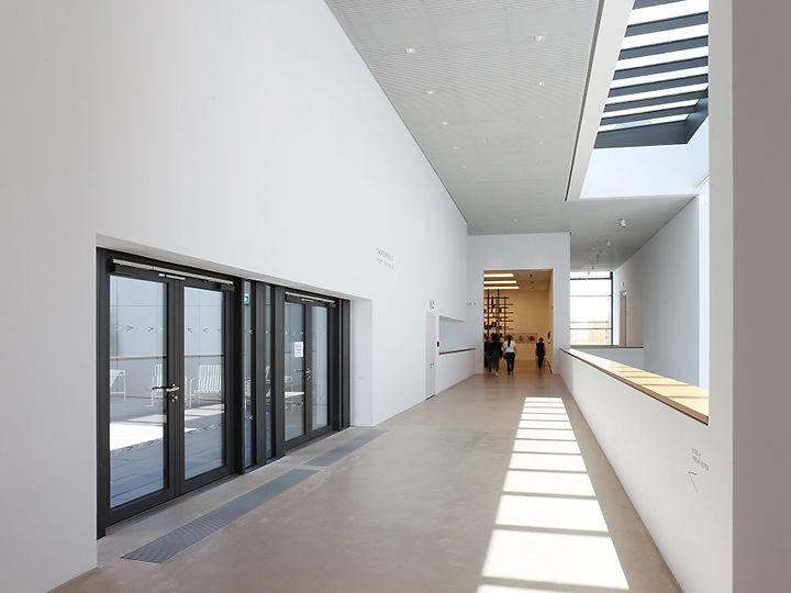 Kunsthalle Mannheim Flur