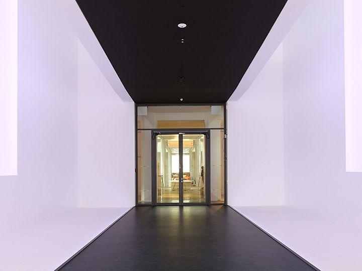 Kunsthalle Mannheim Durchgang