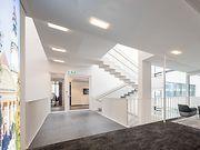 VR-Bank Treppenhaus
