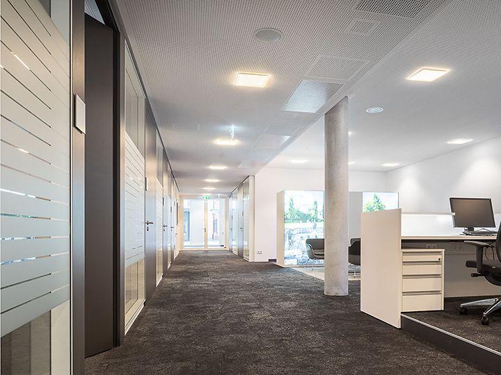 VR-Bank Büro