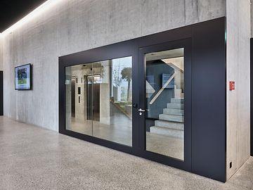 Funktionstüren – Treppenhaus, Flur und Untergeschoss
