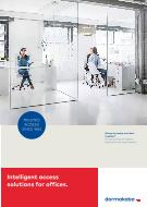 Thumbnail Intelligent access solutions for offices