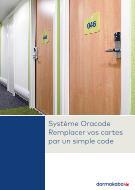 Thumbnail Serrures à codes Oracode
