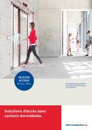 Thumbnail Solutions d'accès sans contact pour les bâtiments