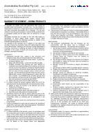 Thumbnail dormakaba Warranty Statement_Dorma products 2017
